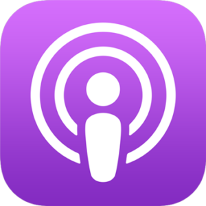 Logo Apple Podcasts 350X350